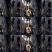 Ancient-gothic-temple-church-timelapse-in-europe 🔴  National Footage