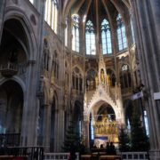 vj video background Ancient-gothic-temple-church-timelapse-in-europe_003
