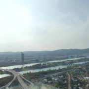 Great-Weather-Day-Timelapse-Rotation-Scenery-Donauturm-Vienna-Austria_001 🔴  National Footage