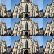 Nice-Summer-Weekend-Walk-Trip-Stephansdome-Church-Stephansplatz-Vienna-Austria-Timelapse-4K-25fps-Live-Footage 🔴  National Footage