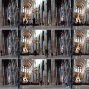 Tourism-travel-people-in-gothic-Vienna-Church-timelapse- 🔴  National Footage