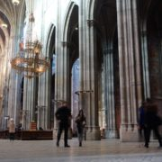 Tourism-travel-people-in-gothic-Vienna-Church-timelapse-_006 🔴  National Footage