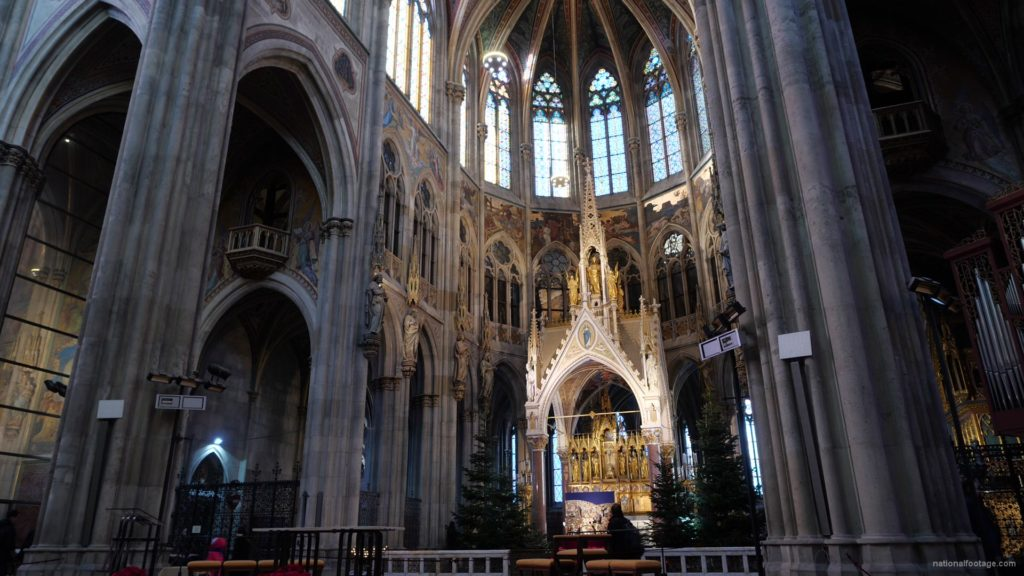 Ancient-gothic-temple-church-timelapse-in-europe_001 National Footage