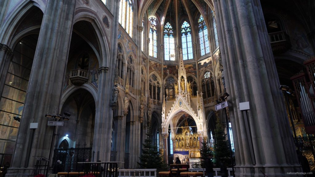 Ancient-gothic-temple-church-timelapse-in-europe_002 National Footage