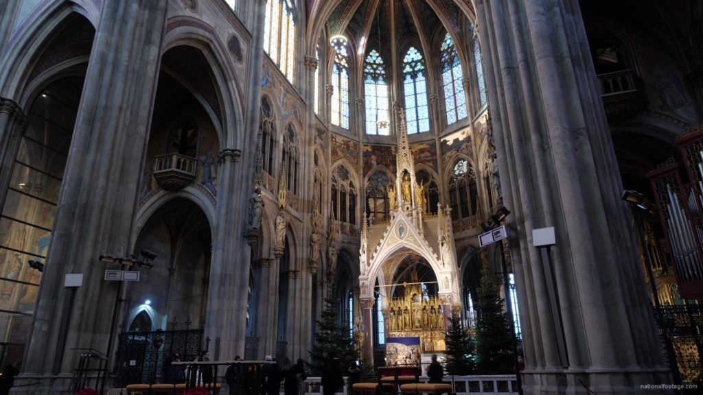 Ancient-gothic-temple-church-timelapse-in-europe_005 National Footage