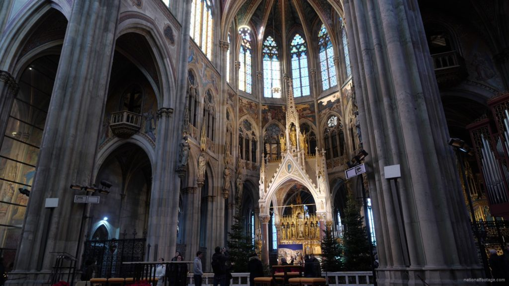 Ancient-gothic-temple-church-timelapse-in-europe_007 National Footage
