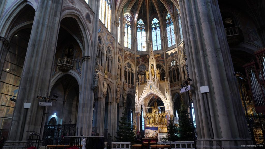 Ancient-gothic-temple-church-timelapse-in-europe_008 National Footage