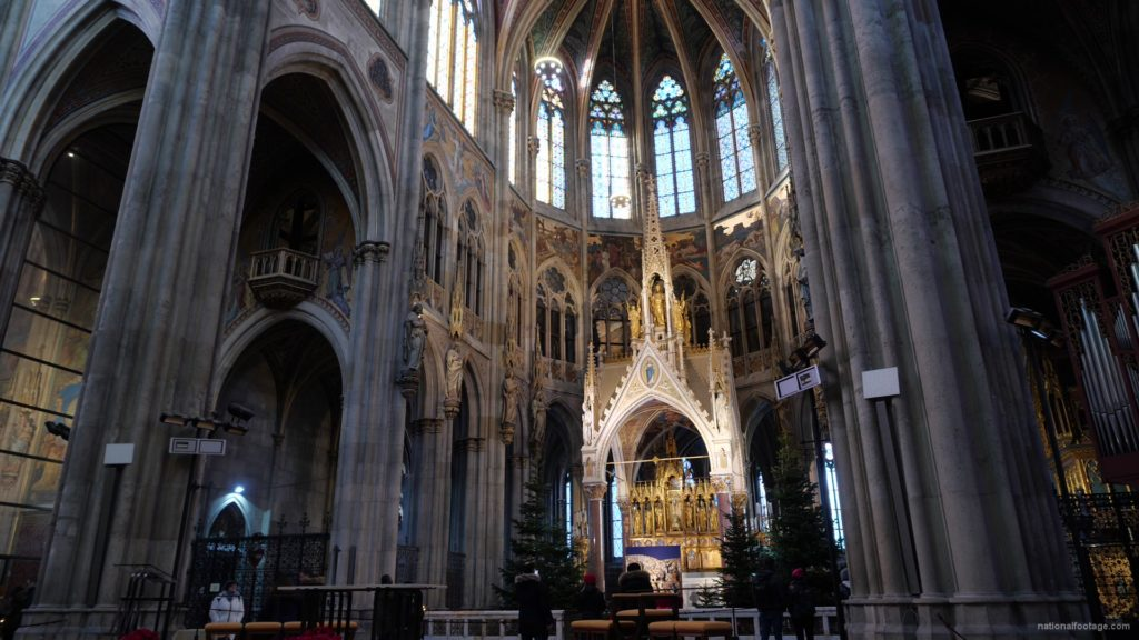 Ancient-gothic-temple-church-timelapse-in-europe_009 National Footage