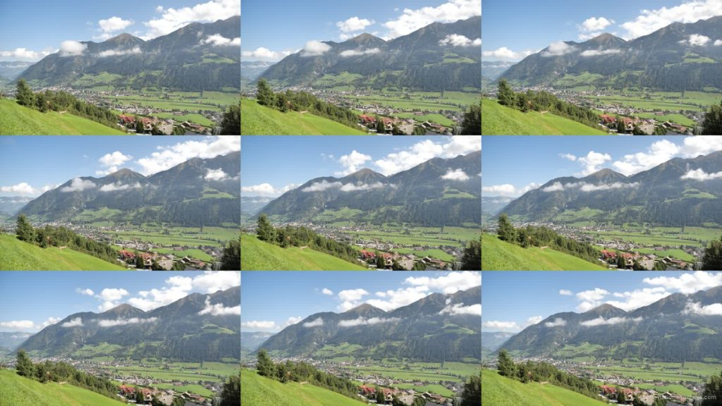 Hot-Fantastic-Summer-Weekend-Day-at-the-Bad-Gastein-in-the-Alps-Mountains-Austria-Timelapse-Full-HD-25fps- National Footage