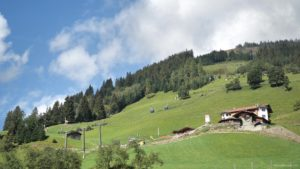 vj video background Incredible-Summer-Holidays-at-the-Bad-Gastein-in-the-Alps-Mountains-Austria-Timelapse-Full-HD-25fps_003