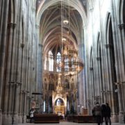 Timelapse-in-Church-Hall-European-Gothic-Temple-people_006 National Footage