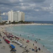 Mexican-cancun-city-beach-sea-view-timelapse-in-daylight_001 National Footage