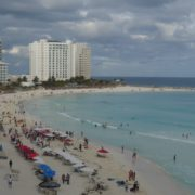 Mexican-cancun-city-beach-sea-view-timelapse-in-daylight_002 National Footage