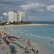 Mexican-cancun-city-beach-sea-view-timelapse-in-daylight_004 National Footage