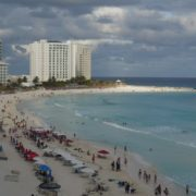 Mexican-cancun-city-beach-sea-view-timelapse-in-daylight_009 National Footage