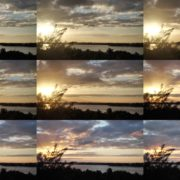 Mexican-sunset-in-Cancun-Yellow-sky-jungle-timelapse National Footage