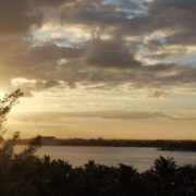 Mexican-sunset-in-Cancun-Yellow-sky-jungle-timelapse_004 National Footage
