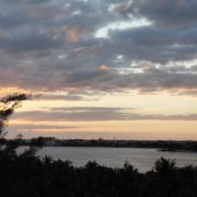 Mexican-sunset-in-Cancun-Yellow-sky-jungle-timelapse_009 National Footage