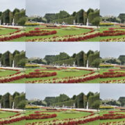 Summer-Day-Beautiful-Giant-Garden-Schoenbrunn-Palace-at-Vienna-Austria-4K-25fps-Video-Footage National Footage