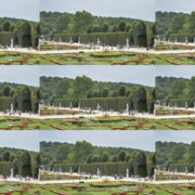 Sunny-Day-at-Beautiful-Gardens-of-Schoenbrunn-Palace-at-Vienna-Austria-Timelapse-4K-25fps-Video-Footage National Footage
