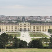 Warm-Beautiful-Weather-Schoenbrunn-Palace-at-Vienna-Austria-Timelapse-Full-HD-Video-Footage_001 National Footage