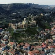 Ancient-Magic-castle-on-the-mountain-among-thousands-of-trees_001 National Footage