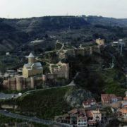 Ancient-Magic-castle-on-the-mountain-among-thousands-of-trees_005 National Footage