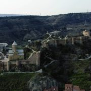 Ancient-Magic-castle-on-the-mountain-among-thousands-of-trees_007 National Footage