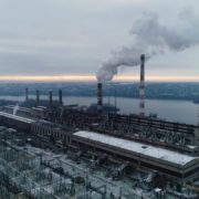 Atomic-power-station-from-the-height-of-a-birds-flight-during-working-hours_004 National Footage
