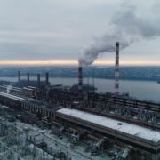Atomic-power-station-from-the-height-of-a-birds-flight-during-working-hours_005 National Footage