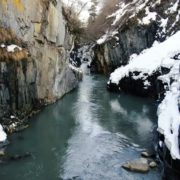 Beautiful-river-in-snowy-mountains-with-birds-eye-landscape-decoration_005 National Footage