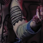 vj video background Blood-heart-ritual-by-Mayan-Voodoo-Shaman-in-Mexico_003