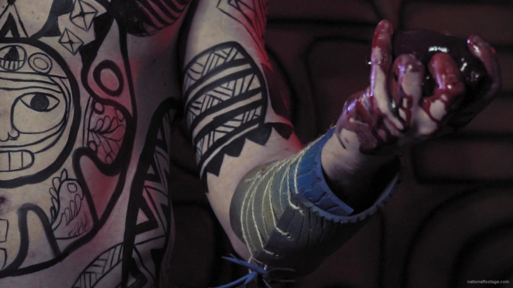 Blood-heart-ritual-by-Mayan-Voodoo-Shaman-in-Mexico_004 National Footage