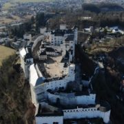 European-german-Castle-in-Austria-Ultra-HD-Drone-Arieal-Video_001 National Footage