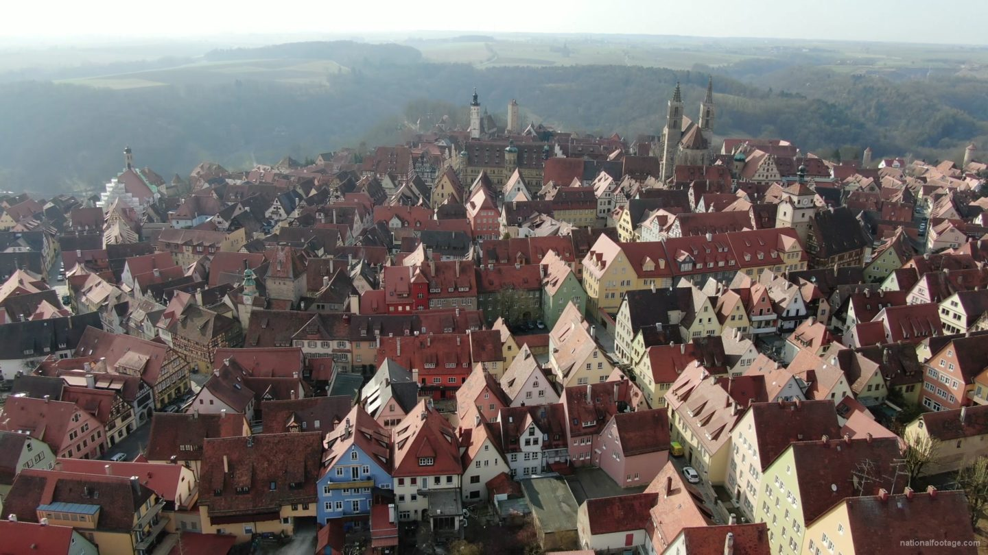 vj video background European-old-town-with-magnificent-views-over-many-mountains_003