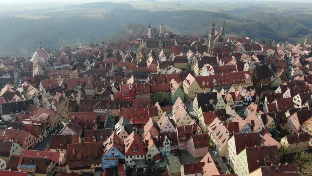 European-old-town-with-magnificent-views-over-many-mountains_005 National Footage