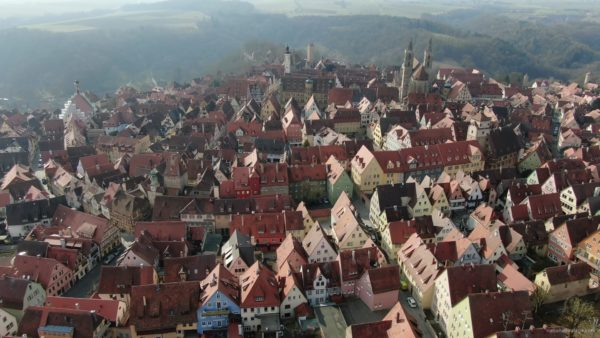 European-old-town-with-magnificent-views-over-many-mountains_006 National Footage