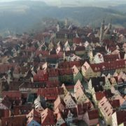 European-old-town-with-magnificent-views-over-many-mountains_008 National Footage