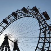 Hot-Sunny-Weather-Holiday-Wiener-RIESENRAD-Vienna-Austria-Full-HD-Live-Footage_001 National Footage