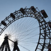 Hot-Sunny-Weather-Holiday-Wiener-RIESENRAD-Vienna-Austria-Full-HD-Live-Footage_004 National Footage
