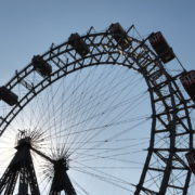 Hot-Sunny-Weather-Holiday-Wiener-RIESENRAD-Vienna-Austria-Full-HD-Live-Footage_007 National Footage