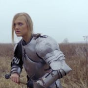 Knight-Girl-in-France-with-sword-Lady-Ritter_006 National Footage