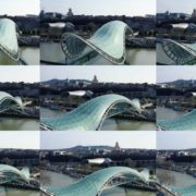 Modern-architecture-of-cities-across-the-river National Footage