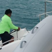 Sea-man-makes-nodes-on-yacht-catamaran-in-slow-motion_002 National Footage