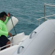 Sea-man-makes-nodes-on-yacht-catamaran-in-slow-motion_007 National Footage