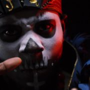 Shaman-Indian-tribe-with-a-painted-face-makes-magical-moves_001 National Footage