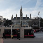 Timelapse-in-the-center-of-Vienna-Rathaus-Travel-people-tourists_008 National Footage