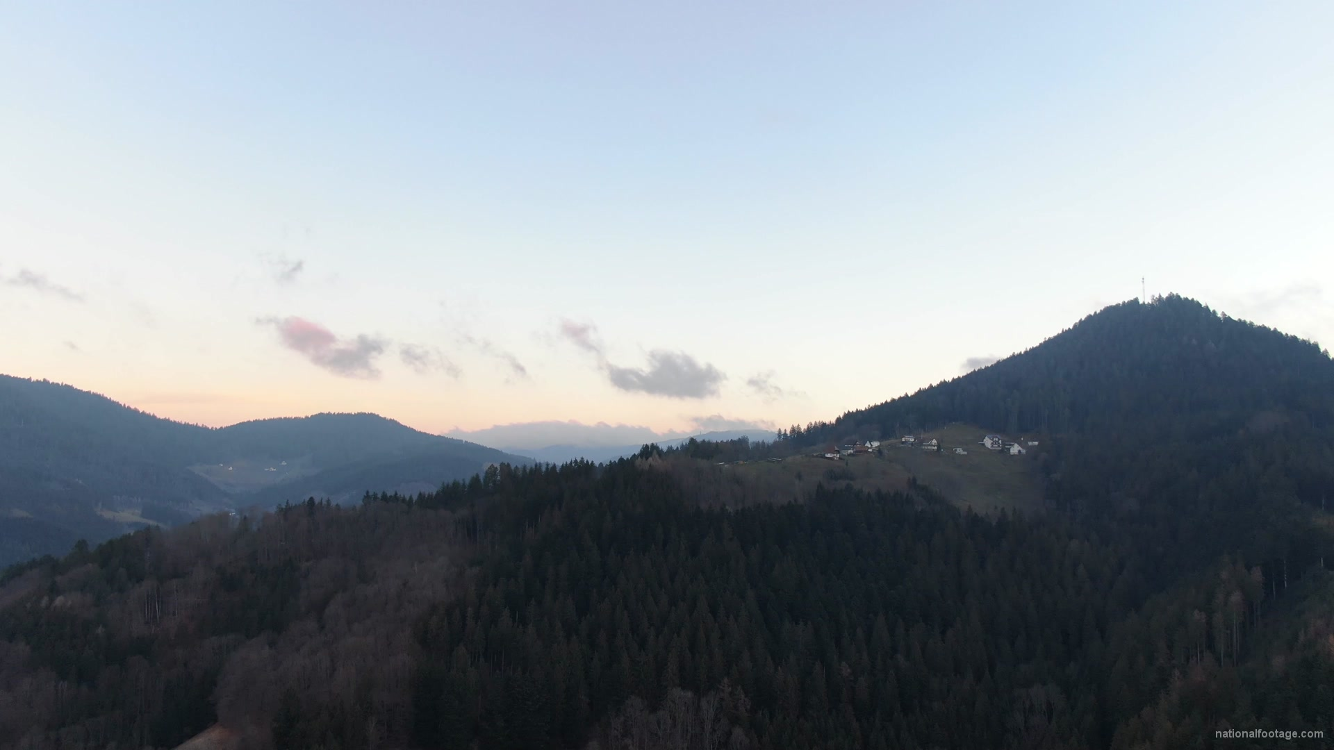 vj video background Ukraine-Poland-Carpatian-mountains-sunset-Ultra-HD-VIdeo_003
