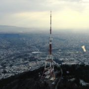 Viewing-mobile-TV-tower-from-the-birds-eye-view-above-the-big-city_006 National Footage
