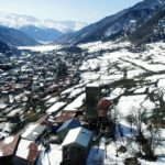 Winter-town-in-the-snowy-mountains-with-beautiful-views-and-ancient-towers_001 National Footage
